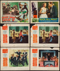 "Movie Posters:Rock and Roll, Mister Rock and Roll & Others Lot (Paramount, 1957). LobbyCards (10) (11"" X 14""). Rock and Roll.. ... (Total: 10 Items)"