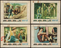 "Rio Bravo (Warner Brothers, 1959). Lobby Cards (4) (11"" X 14""). Western. ... (Total: 4 Items)"