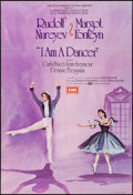"Movie Posters:Documentary, I Am a Dancer and Other Lot (EMI, 1972). British One Sheet (27"" X 39.5"") and One Sheet (27"" X 41""). Documentary.. ... (Total: 2 Items)"