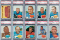 Football Cards:Sets, 1960 Topps Football High Grade Complete Set (132). ...