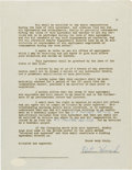 Autographs:Others, 1960's Elston Howard Signed Contract....