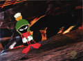 "Animation Art:Production Cel, Marvin the Martian ""Aerospace Jordan"" Animation Production Cel Original Art (Warner Bros., 1993). The Nike television commer... (Total: 2 Items)"