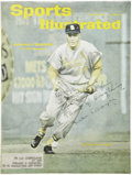 "Autographs:Others, Ken Boyer Signed ""Sports Illustrated"" Cover. Redbirds' slugger KenBoyer was a constant for the team at third base, earning..."