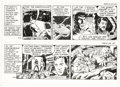 Original Comic Art:Comic Strip Art, Ron Harris - Star Trek Sunday and Daily Comic Strip Original Art, Group of 7 (L.A. Times Syndicate, 1982).... (Total: 4 Items)