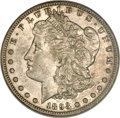 Morgan Dollars, 1893-S $1 AU50 NGC....