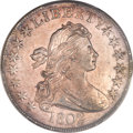Early Half Dollars, 1802 50C AU55 PCGS. O-101, R.3....
