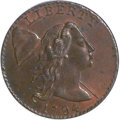 Large Cents, 1794 1C Head of 1794 MS66 Red and Brown PCGS. CAC. S-26, B-16,R.2....