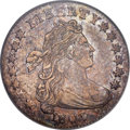 Early Dimes, 1804 10C 14 Stars on Reverse XF45 PCGS. CAC. JR-2, R.5....