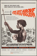 """Movie Posters:Documentary, The Sky Above, The Mud Below (Embassy, 1962). One Sheet (27"""" X 41""""). Documentary.. ..."""