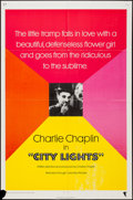 """Movie Posters:Comedy, City Lights & Other Lot (Columbia, R-1972). One Sheets (2) (27"""" X 41""""). Comedy.. ... (Total: 2 Items)"""