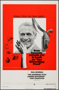 """Movie Posters:Mystery, The Drowning Pool (Warner Brothers, 1975). One Sheet (27"""" X 41"""").Mystery.. ..."""