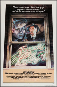 """Farewell, My Lovely (Avco Embassy, 1975). One Sheet (27"""" X 41""""). Mystery"""