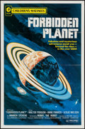 "Movie Posters:Science Fiction, Forbidden Planet (MGM, R-1972). One Sheet (27"" X 41""). ScienceFiction.. ..."