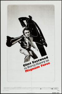 "Magnum Force (Warner Brothers, 1973). One Sheet (27"" X 41""). Action"