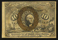 Fractional Currency:Second Issue, Fr. 1246 10¢ Second Issue Very Good-Fine.. ...