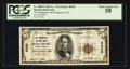 National Bank Notes:Pennsylvania, Bridgeport, PA - $5 1929 Ty. 1 The Bridgeport NB Ch. # 8329. ...
