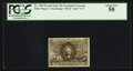 Fractional Currency:Second Issue, Fr. 1290 25¢ Second Issue PCGS About New 50.. ...