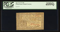 Colonial Notes:Pennsylvania, Pennsylvania April 10, 1777 20s PCGS Extremely Fine 45PPQ.. ...