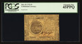 Colonial Notes:Continental Congress Issues, Continental Currency May 10, 1775 $7 PCGS Extremely Fine 45PPQ.....