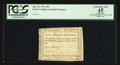 Colonial Notes:North Carolina, North Carolina April 23, 1761 30s PCGS Apparent Extremely Fine 45.....