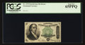 Fractional Currency:Fourth Issue, Fr. 1379 50¢ Fourth Issue Dexter PCGS Gem New 65PPQ.. ...