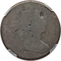 Large Cents, 1803 1C Large Date, Small Fraction -- Damaged -- NCS. Fair Details.S-264, B-24, High R.4....