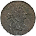 Large Cents, 1799 1C -- Corroded -- NCS. VF Details. S-189, B-3, R.2....