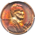 Lincoln Cents, 1968-S 1C MS67+ Red and Brown PCGS....