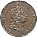 Colonials, Undated 2PENCE Rosa Americana Twopence, Label MS63 Brown PCGS. M. 2.1-B.1, W-1322, R.3....