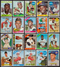 Baseball Cards:Lots, 1960's Topps Baseball Card Collection (20) - All Hall of Famers!...