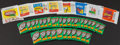 Football Cards:Sets, 1960's-1970's Topps & Philadelphia Football Wrappers & Wax Packs Collection (45). ...
