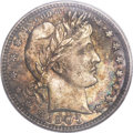 Barber Quarters, 1905-O 25C MS65 PCGS. CAC....