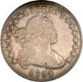 Early Dollars, 1795 $1 Draped Bust, Off Center Fine 15 PCGS. B-14, BB-51, R.2....