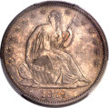 Proof Seated Half Dollars, 1879 50C PR63 PCGS....