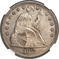Seated Dollars, 1872 $1 MS63 NGC....