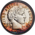 Proof Barber Dimes, 1904 10C PR67 Cameo NGC. CAC....