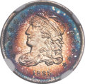 Bust Half Dimes, 1835 H10C Small Date, Large 5C MS67 ★ NGC. V-5, LM-8, R.2....