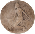 Miscellaneous Collectibles:General, 1929 Helen Wills French Open Ladies' Singles Championship Medal....