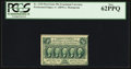 Fractional Currency:First Issue, Fr. 1310 50¢ First Issue PCGS New 62PPQ.. ...