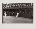 Miscellaneous Collectibles:General, 1931 Ellsworth Vines is Stricken at the Meadow Club OriginalPhotograph....