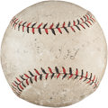 Autographs:Baseballs, 1928 Brooklyn Dodgers Team Signed Baseball....