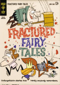 Original Comic Art:Miscellaneous, Fractured Fairy Tales Preliminary Cover Original Art (Gold Key,1962). This outrageous cover scene will fracture your fu...