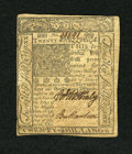 Colonial Notes:Delaware, Delaware January 1, 1776 20s About New. A couple of rather lightfolds are detected on this crisp and boldly signed Delaware...