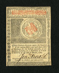 Colonial Notes:Rhode Island, Rhode Island July 2, 1780 $5 Choice About New. Here is anotherpleasing Colonial that has suffered a center fold....