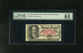 Fractional Currency:Fifth Issue, Fr. 1381 50c Fifth Issue PMG Choice Uncirculated 64. This is alovely Crawford note which has radiant ink colors, superb emb...