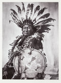 American Indian Art:Photographs, SIOUX INDIANS - PORTFOLIO OF 30 PHOTOGRAPHS BY FRANK B. FISKE. c.1980 ... (Total: 30 Items)