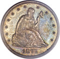 Proof Twenty Cent Pieces, 1877 20C PR63 PCGS....