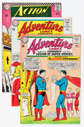 Silver Age (1956-1969):Miscellaneous, DC Silver Age Comics Group (DC, 1960s) Condition: Average VF-....(Total: 6 Comic Books)