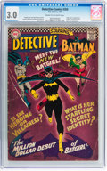 Silver Age (1956-1969):Superhero, Detective Comics #359 (DC, 1967) CGC GD/VG 3.0 Cream to off-white pages....