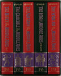 Books:World History, [Middle Ages]. The Story of the Middle Ages. Five Volume Set in Slipcase. Folio Society, 1998. Minor rubbing and... (Total: 5 Items)